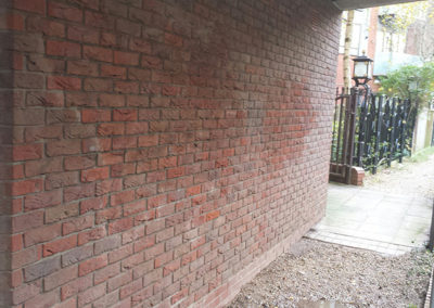 Graffiti Removal Spray Can Paint Remover Brick After