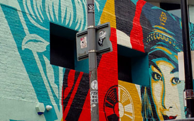 Vandalism or art? The cost and impact of graffiti removal in the UK