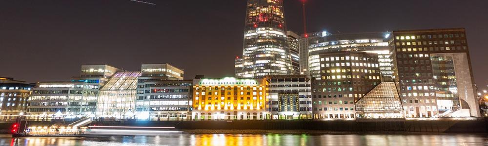 Example of London Building Facades